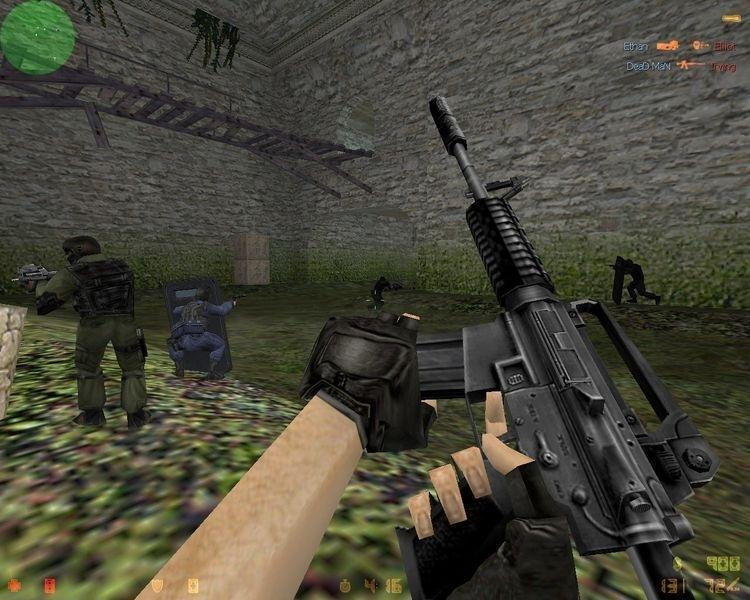 Counter Strike. all counter-strike 1,6. final