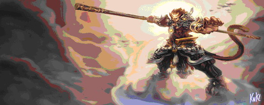 League of Legends. Герой Wukong