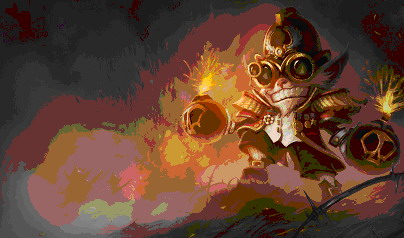 League of Legends. Герой Ziggs