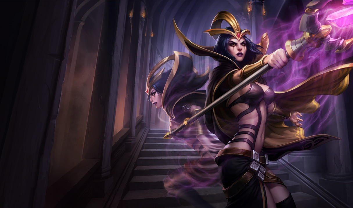 League of Legends. Герой LeBlanc