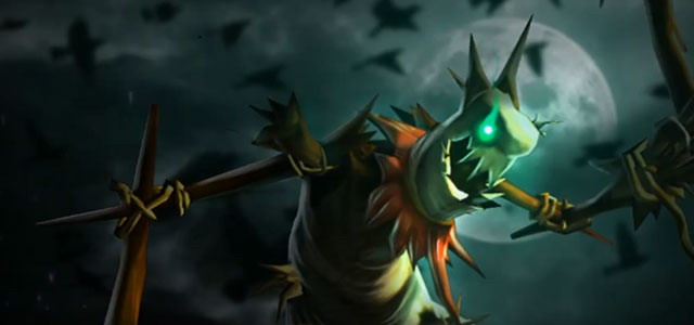 League of Legends. Герой Fiddlesticks