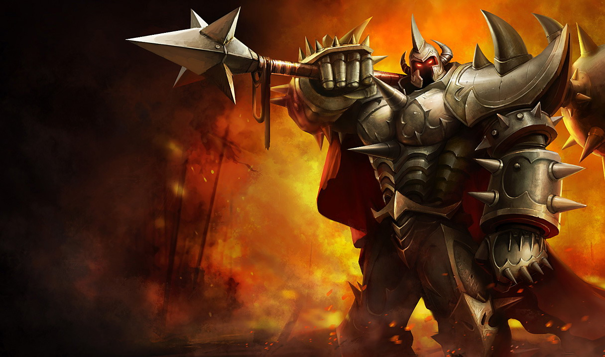 League of Legends. Герой Mordekaiser