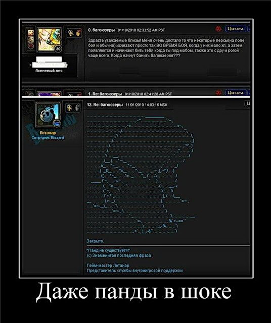 Демотиваторы про игру Варкрафт World of Warcraft. Галерея. Страница 9.